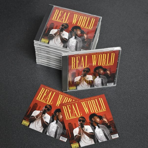 CD Cover Printing for Jewel Cases Printed Fast and Cheap - BandPosterPrinting.com