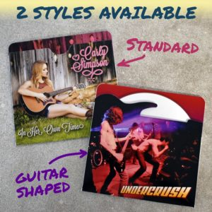 Cheap CD Sleeves for Bands - BandPosterPrinting.com